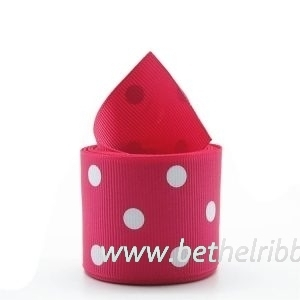 custom embroidered grosgrain ribbon wholesale