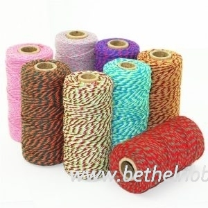 cheap natural cotton twine wholesale