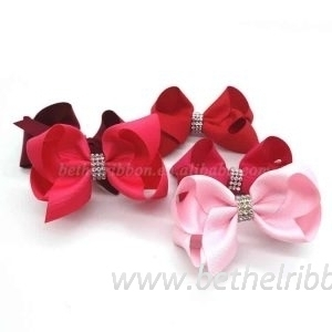 china wholesale large hair bows