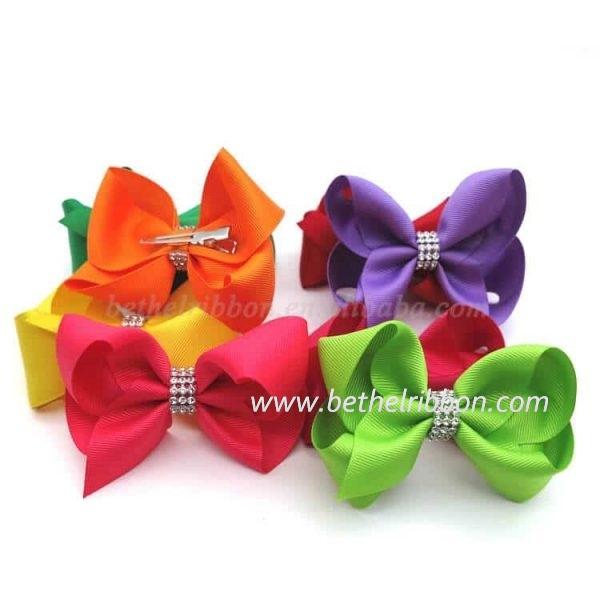 china wholesale large hair bows