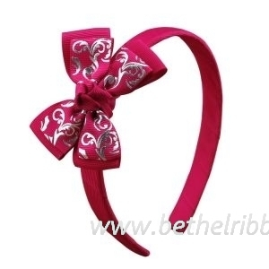 wholesale flower headband