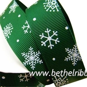 diy chritsmas ribbon