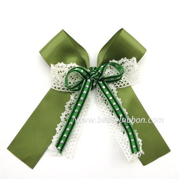 satin ribbon bows