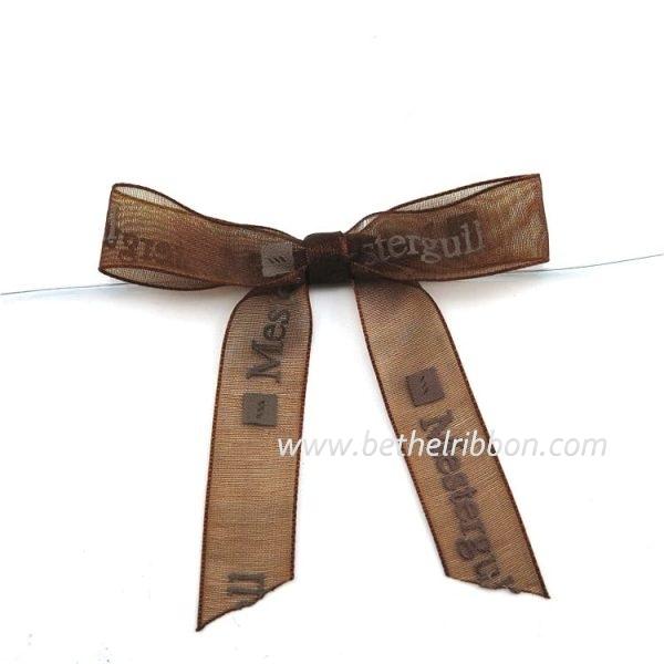 valentine ribbon bows