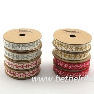 printed cotton ribbon wholesale