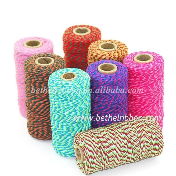 Chinese cheap wholesale cotton twine