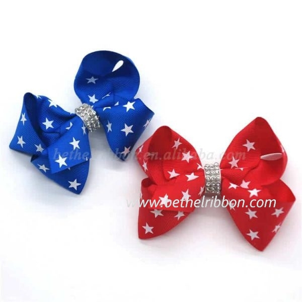 wholesale 4 inch hair bows from china