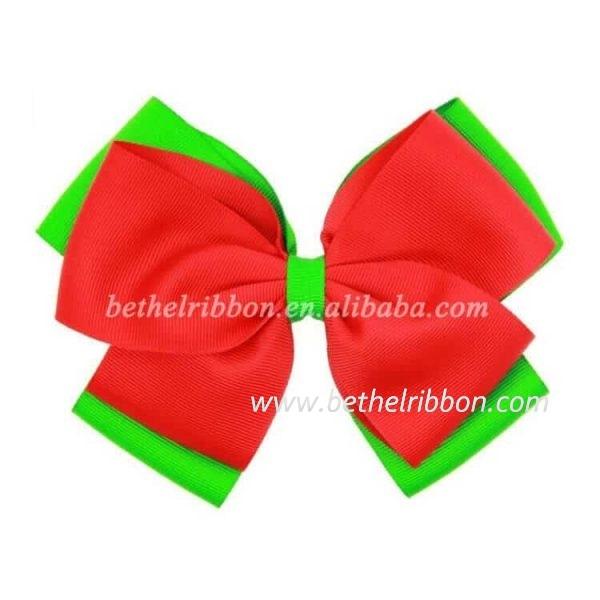 christmas hair bows wholesale