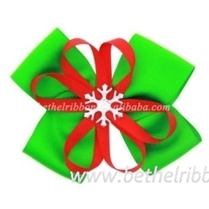 christmas hair bows wholesale