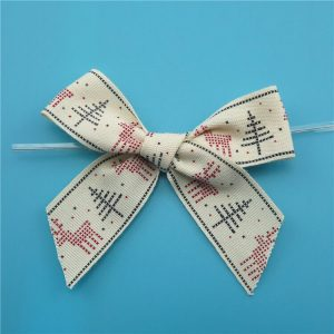 gift bag jute ribbon