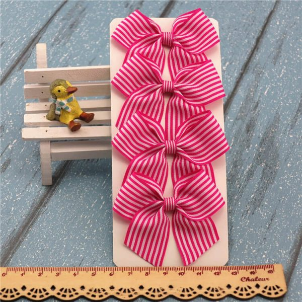diy ribbon bow tie for gifts