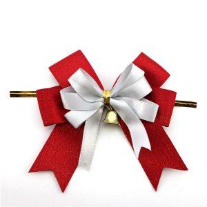 holiday ribbon bows
