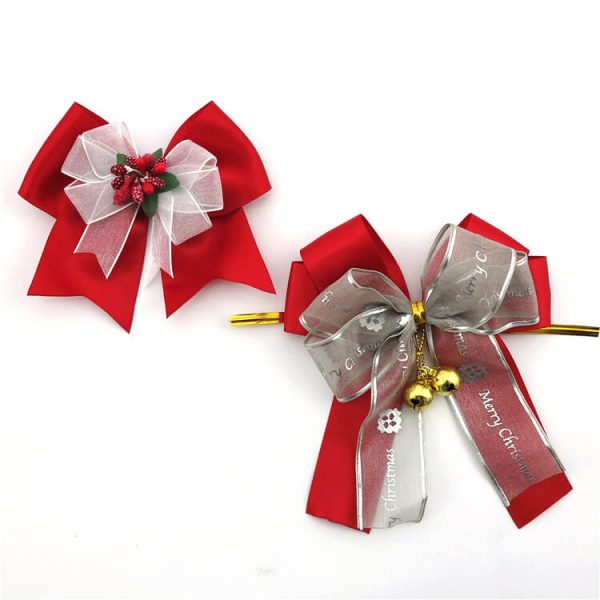 wedding ribbon bow