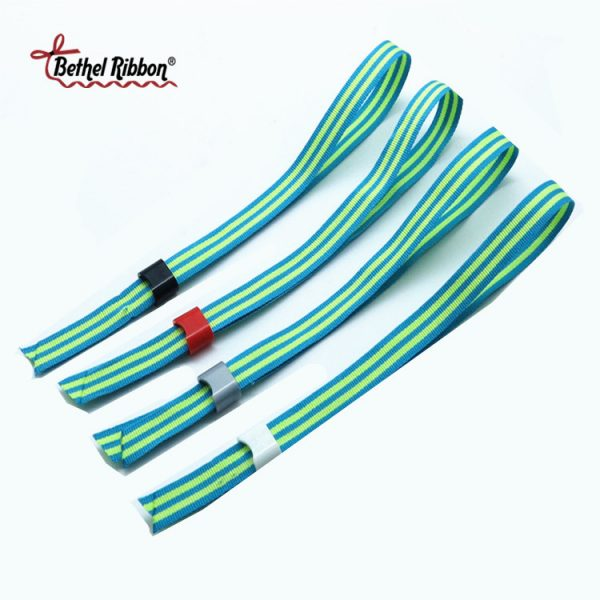 Chinese wholesale good ribbon wristhand