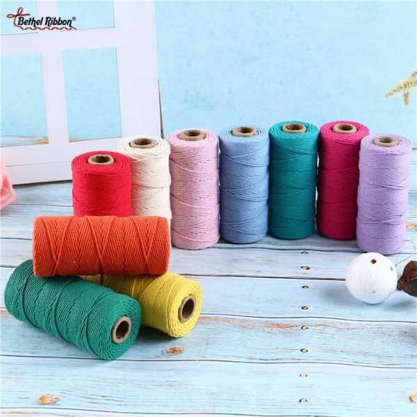 Chinese 100% cotton rope wholesale