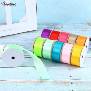 best colored satin ribbon wholesale